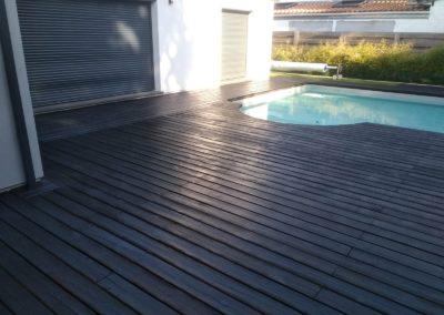 Entreprise entretien terrasse bois