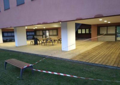 Société nettoyage terrasse hopital