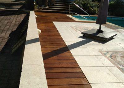 Entreprise nettoyage terrasse bois