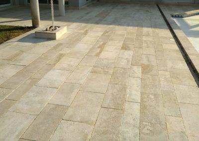 Entreprise nettoyage terrasse pierre